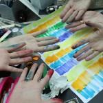 manos en clase