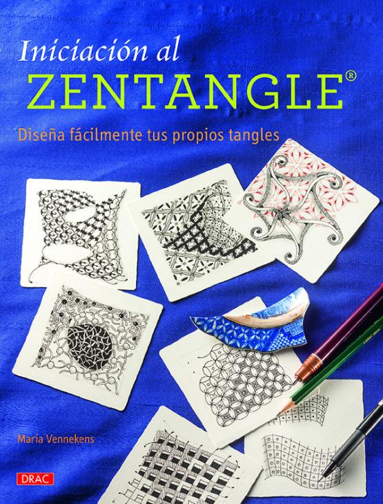 PORTADA LA PISTA DEL ZENTANGLE.indd